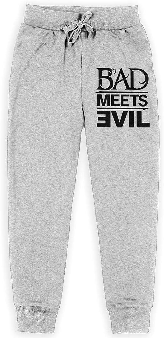 Hustor - Pantalones de chándal para Hombre (100% algodón), Negro ...