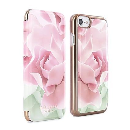 0bfd65386 Ted Baker AW16 iPhone 6   6S Case - Luxury Folio Case  Amazon.co.uk ...