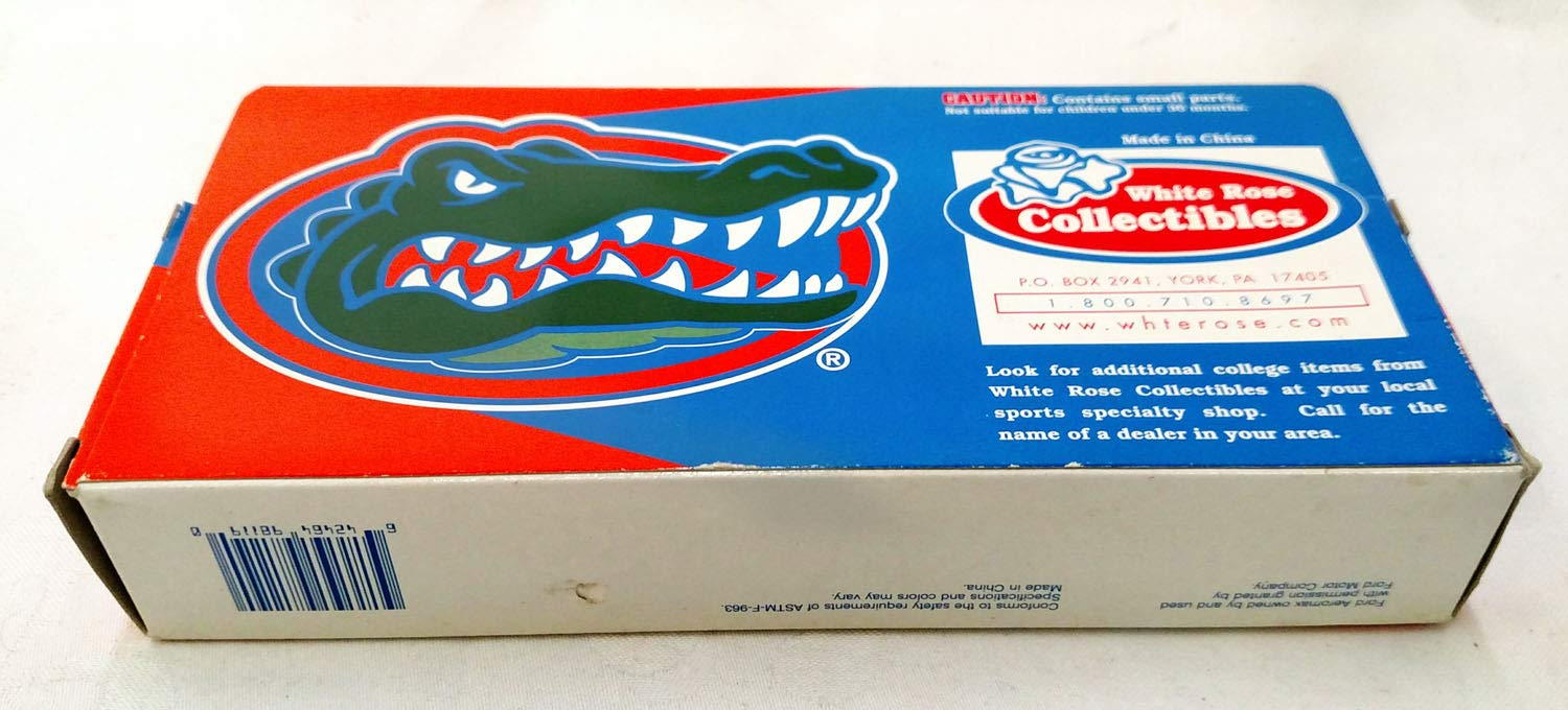 University of Florida Gators 1998 Limited Edition Die Cast Tractor Trailer