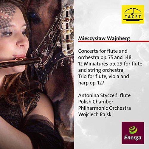 Trio for Flute, Viola & Harp, Op. 127: III. Dotted Crochet = 92