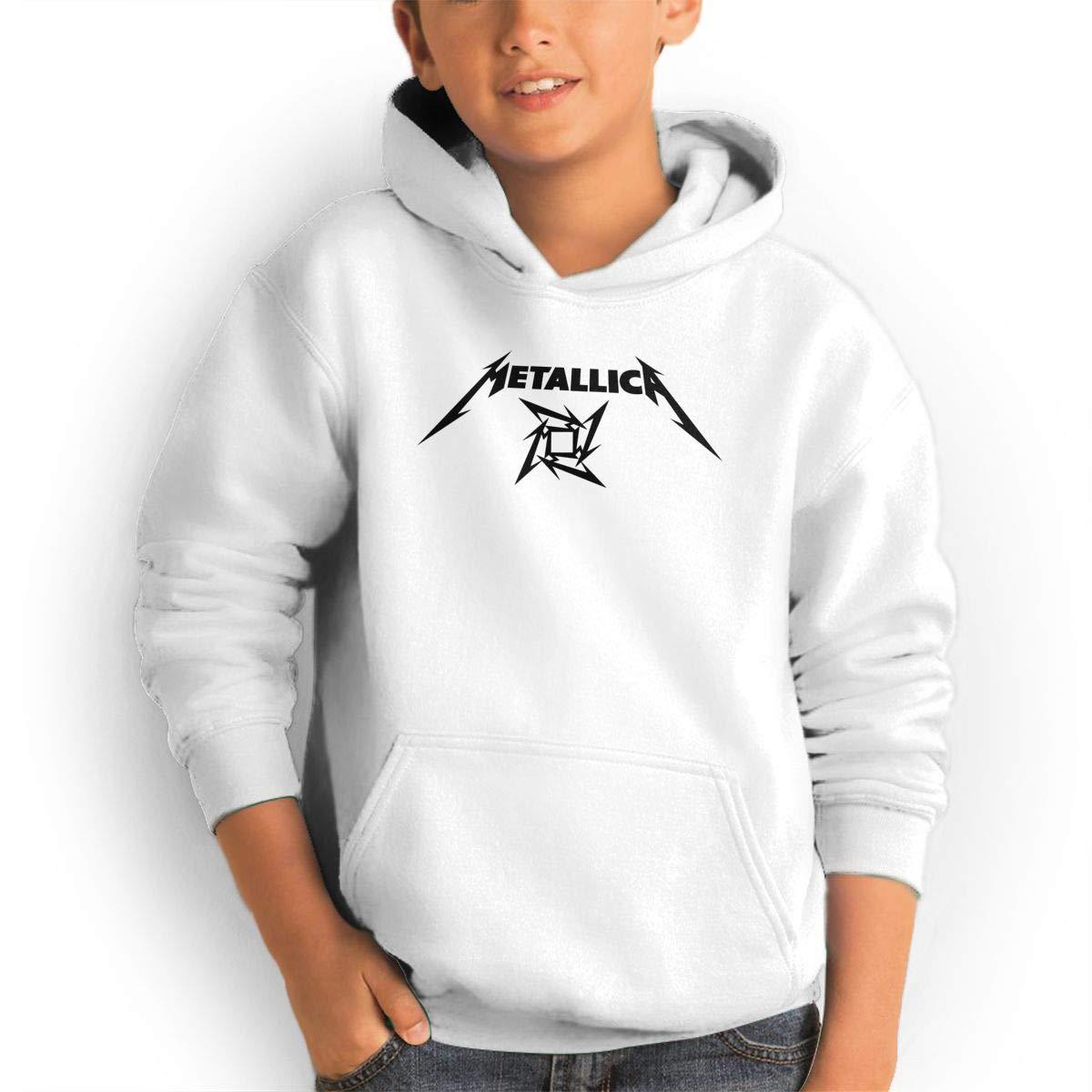 Richardmart Metallica And Girls Pullover Hood Shirts