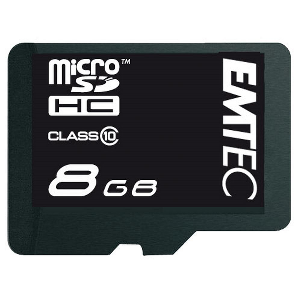 Emtec EKMSDM8G150XHC - Tarjeta microSD de 8 GB, Clase 10