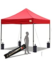 ABCCANOPY Instant Shelter Pop-up Canopy Tent Wheeled Carry Bag