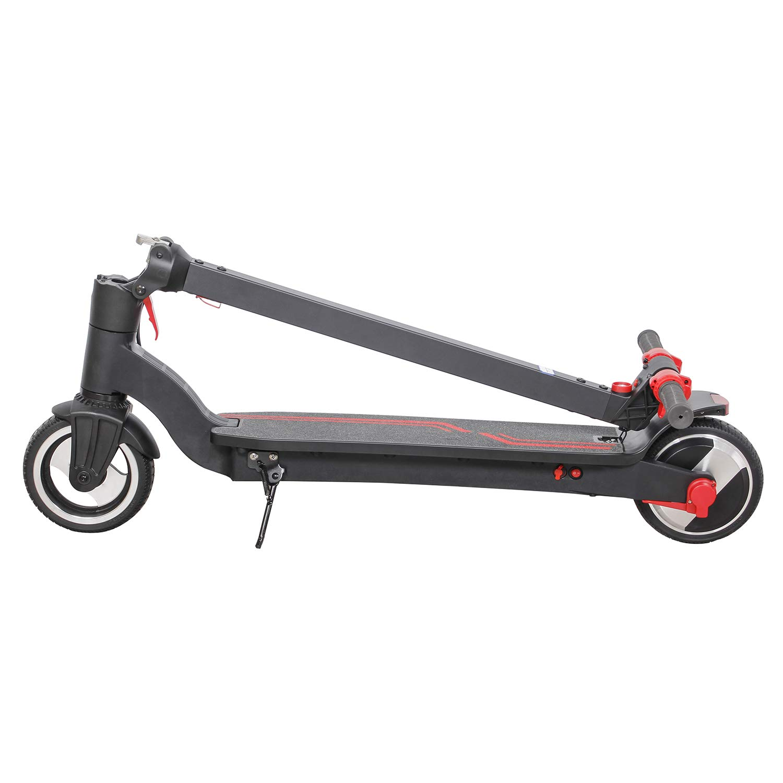 Amazon.com: SISIGAD Patinete eléctrico, portátil E-Scooter ...