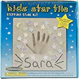 : Kids' Star Tile Stepping Stone Kit
