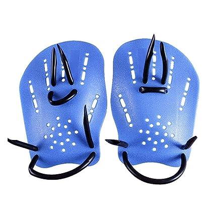 Equipamiento de Natación Palas de natación profesionales que ...