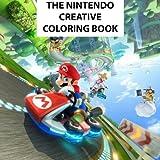 The Nintendo Creative Coloring Book: Kids, Kids books, Creative, Coloring, Activity, Luigi, Peach, Pikachu, Daisy, Wario, Zelda, Meta Knight, N64, ... U, Mario Kart, Pac-Man, Mario, Manga, Anime