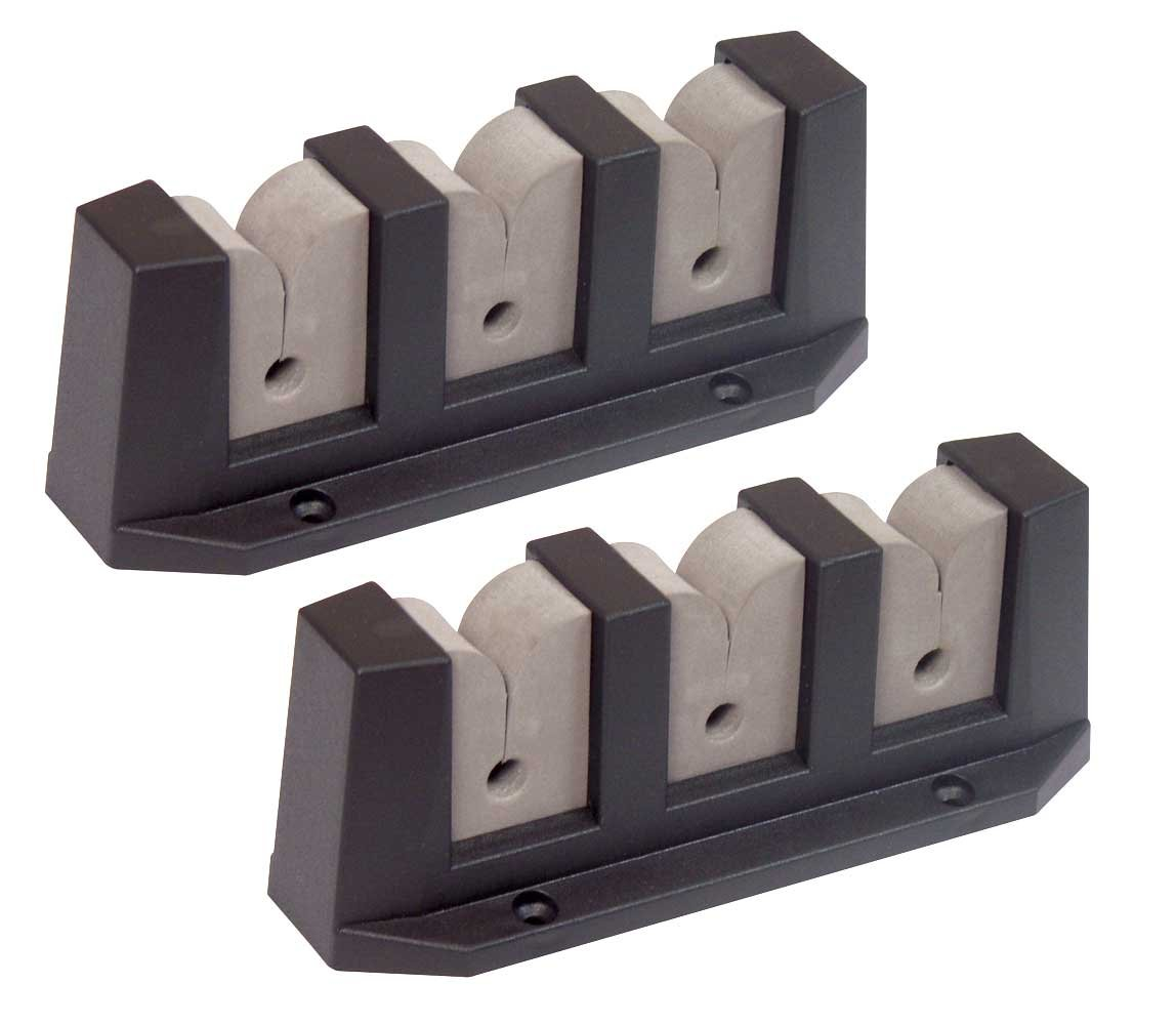 Extreme Max 3005.1221 Rod Storage Rack - Set of 2 by Extreme Max