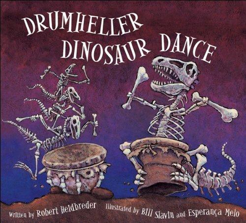Download Drumheller Dinosaur Dance by Heidbreder, Robert (2006) Paperback pdf