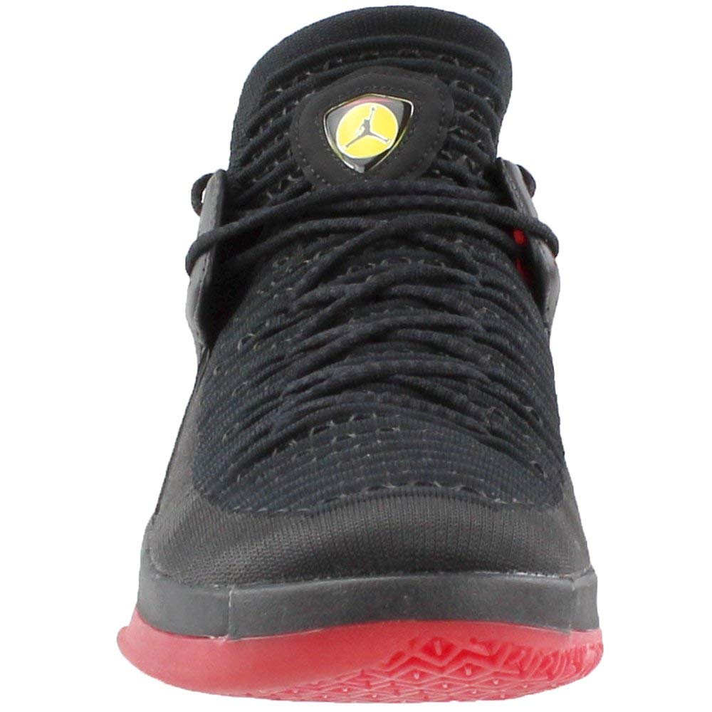 8ffa2108c9e2 Nike Men s AIR Jordan XXXII Low Black Red-Yellow Basketball Shoes-9  (AA1256-003)  Buy Online at Low Prices in India - Amazon.in