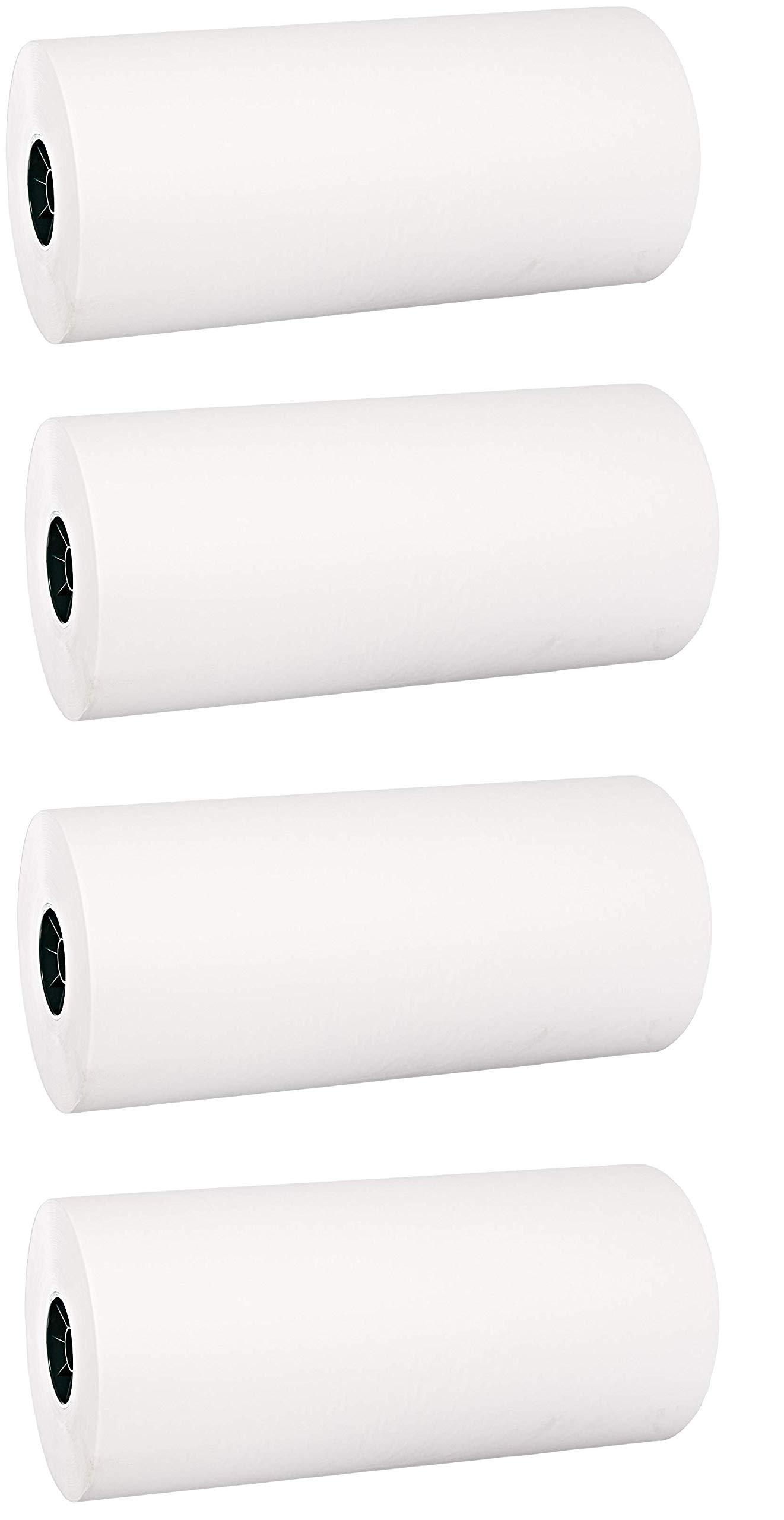 Aviditi Butcher Paper Roll, 1000' L x 18'' W, White (BP1840W) (Fоur Расk)