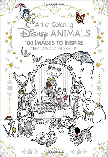 Art Coloring Animals Creativity Relaxation product image