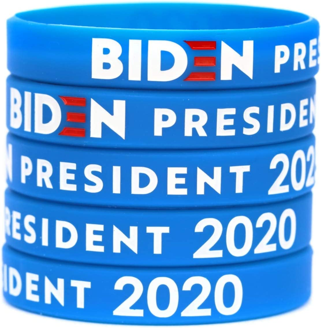 Inspirational Motivational Wristbands Adults Unisex Gifts for Teens Men Women Boy Girl Greatingreat 8 Biden for Present 2020-Restore The Soul of This Nation-for President 2020 Silicone Bracelets