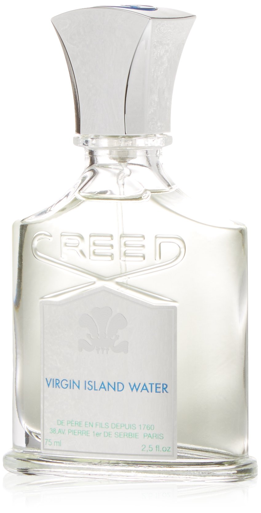 Creed Virgin Island Water Eau De Parfum Spray for Unisex, 2.5 Ounce