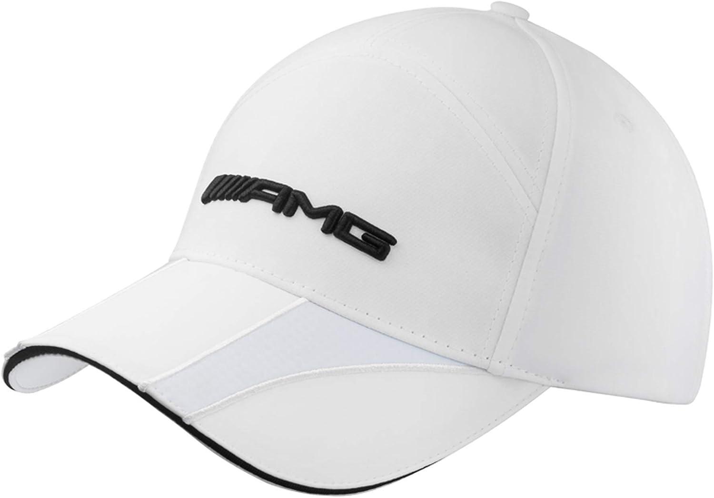 Mercedes-Benz - Gorra de béisbol - para Hombre Blanco Weiß Talla ...