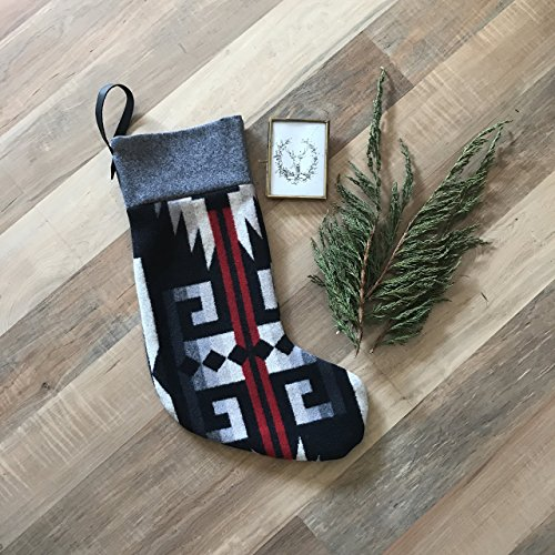 Pendleton® Christmas Stocking - Western Christmas Stockings