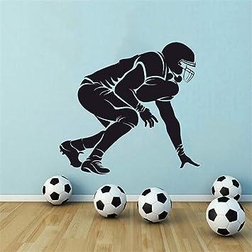 Stickers Muraux Garcon Ado Football Sport Jeu Joueur Ball