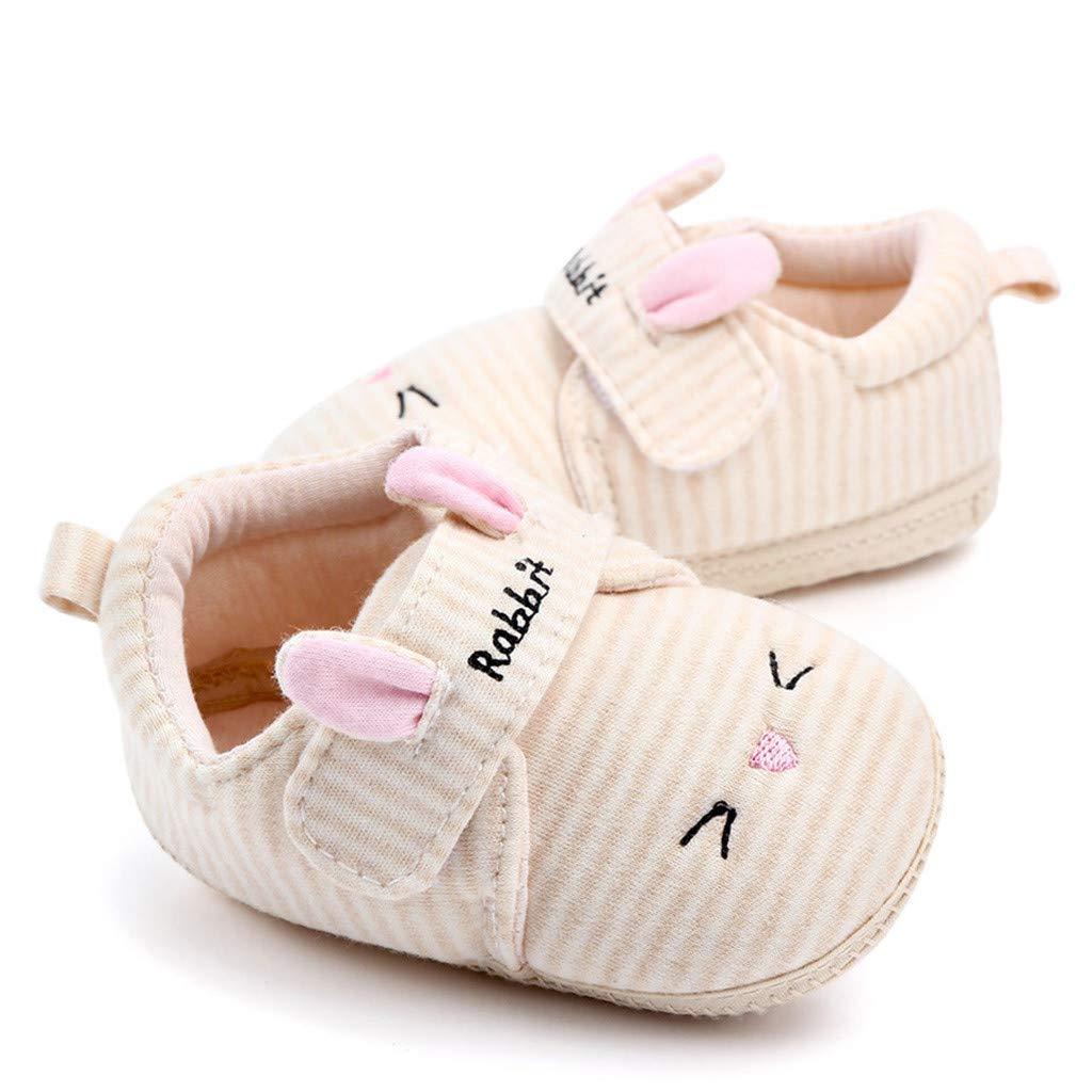 0-18 Meses,SO-buts Beb/é Reci/én Nacido Zapatos para Ni/ños Oto/ño Invierno C/ómodo Colores Mezclados Moda Casual Primeros Caminantes Princesa Zapatos para Ni/ños