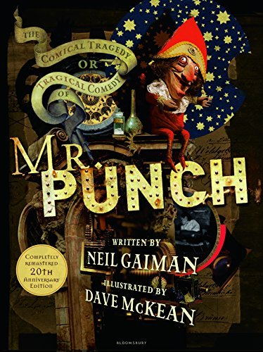 The Comical Tragedy or Tragical Comedy of Mr Punch by Neil Gaiman (2015-11-19) por Neil Gaiman