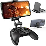 Controller Clip Mount Compatible with Xbox Series X/S & Elite 2 Controller, OIVO Upgraded with Dual Adjustable Clip,Cell Phon