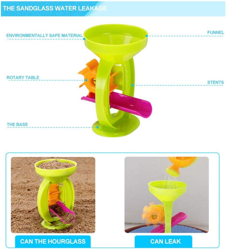 Colorato Spiaggia Di Sabbia Insieme Del Giocattolo Bambini Giocattoli Includere Truck Sandbox Benna Animal Stampi 31pcs
