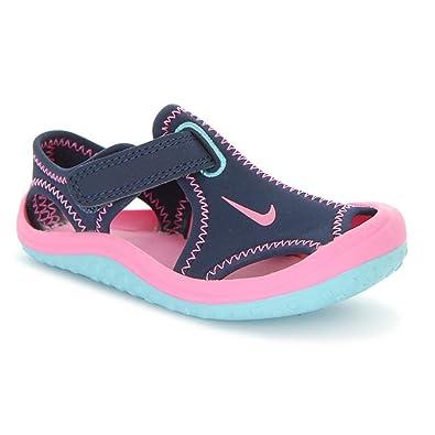 detailed look 6e89e 74c91 Nike Sunray Protect Bébé Bleu Rose Bleu 25