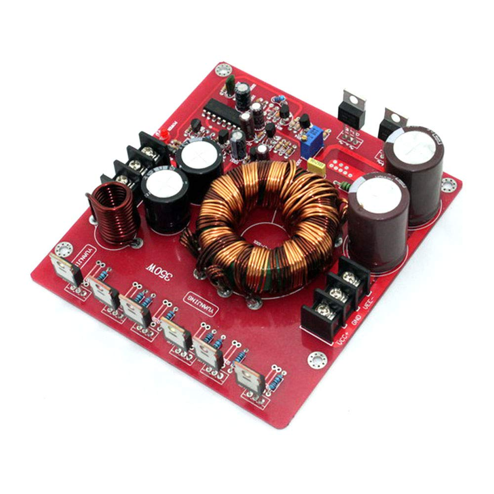 TDA7294+LM3886 Power Amplifier Board w// 12V Switching Power Boost Amp Parts