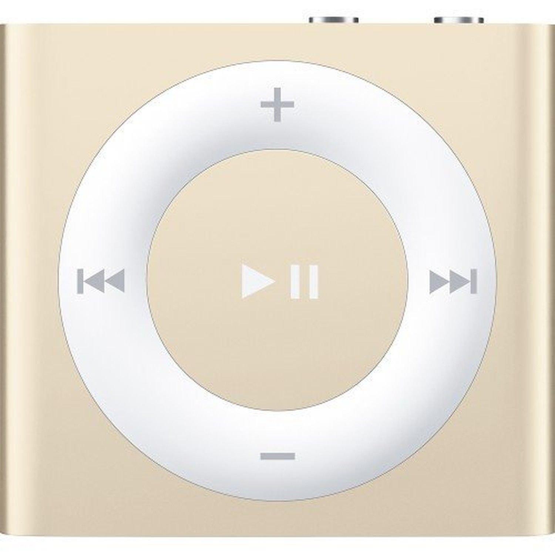 Amazon.com: Apple - iPod shuffle 2GB MP3 Player (4th Generation - Latest  Model) - Gold: Home Audio & Theater