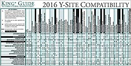 2016 King Guide to Y-Site Compatibility of Critical Care ...
