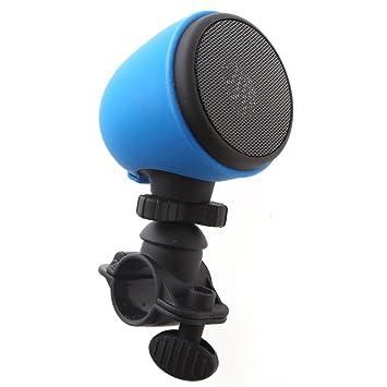 Sonlipo inalámbrica Bluetooth altavoces estéreo portátil de música para Samsung iPhone6 Nota4 LG 3.0 con micrófono