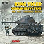 Meng World War Toons King Tiger German Heavy Tank (Porsche Turret) by Meng