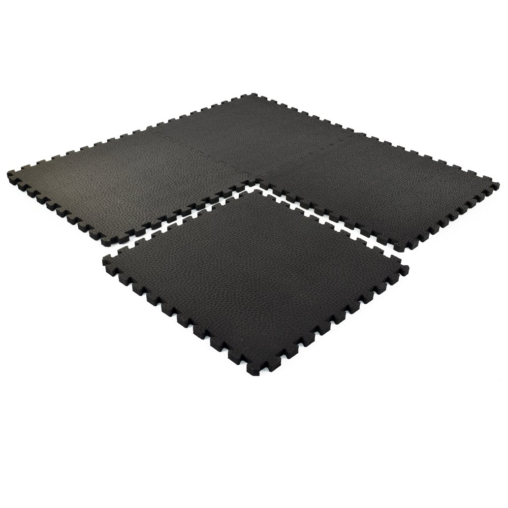 Greatmats Portable Interlocking Pebble Top Horse Stall Mats 15 Pack by Greatmats.com (Image #9)