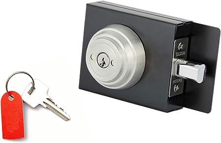 Amazon.com: Cajas de cerradura de puerta con cerradura de ...
