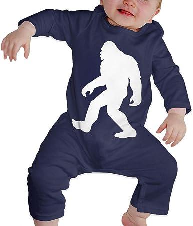 Mri-le2 Baby Girl Short Sleeve Organic Bodysuit Leave ME Alone Elephant Baby Rompers