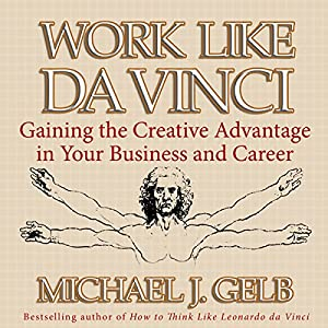 Work Like da Vinci Audiobook