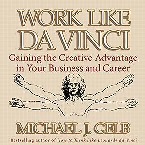 Work Like da Vinci Audiobook