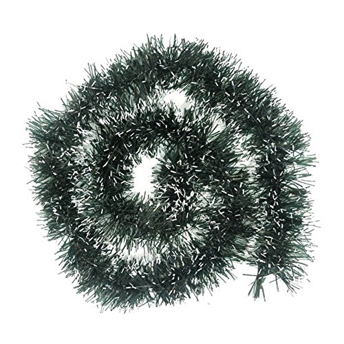 DADA Green Mountain Pine Indoor/Outdoor Artificial Christmas Garland for Home Decoration,Pack of 2