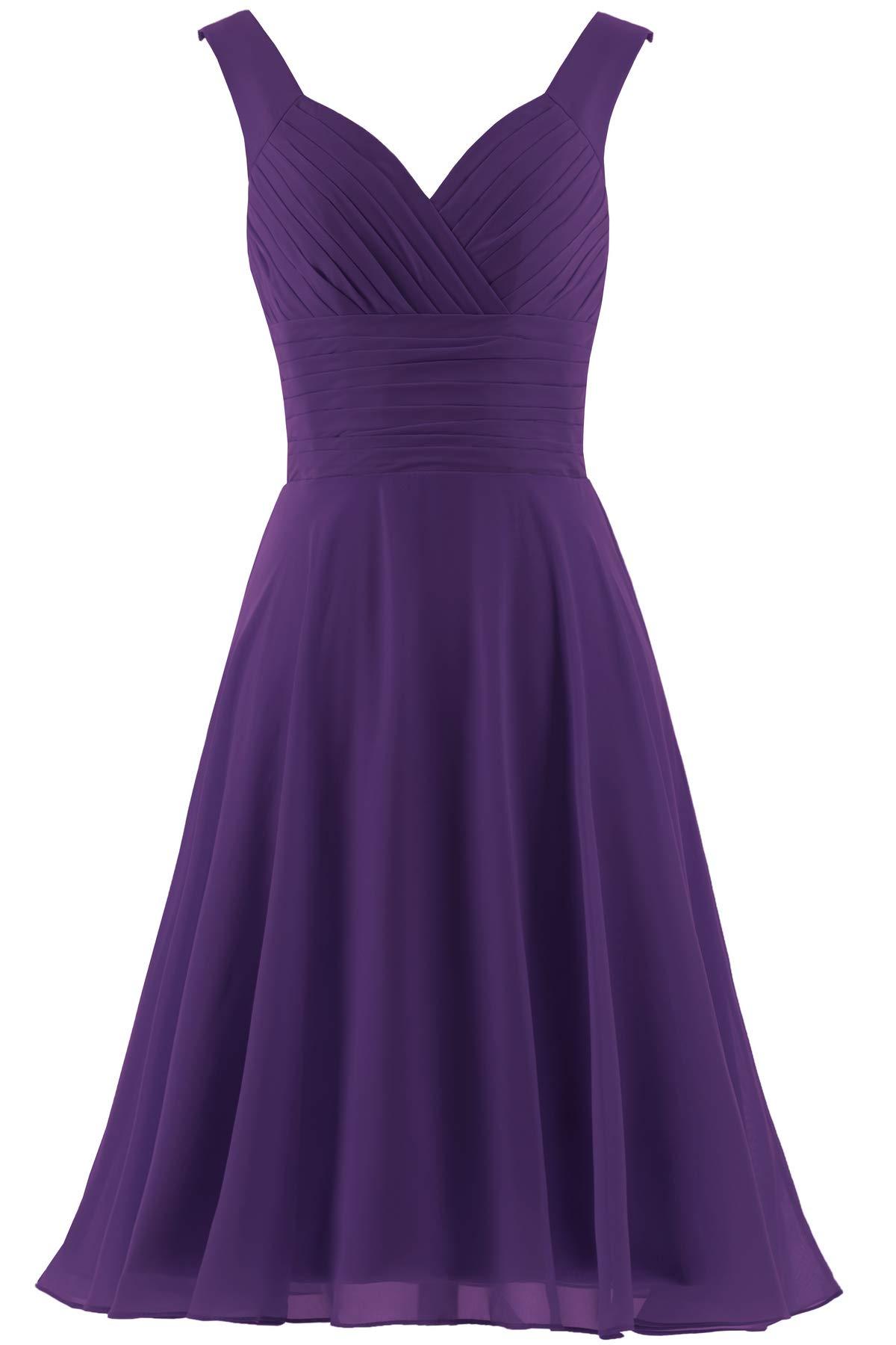 12ced4a04b7 Dark Purple Bridesmaid Dresses Short - Data Dynamic AG