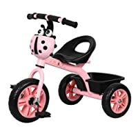 Little Olive Mickey Mouse Baby Tricycle (Pink)