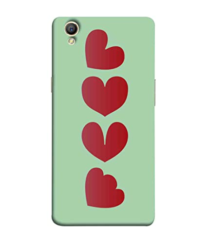 Printfidaa Oppo A37 Back Cover Love Symbols With Amazon Electronics