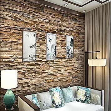 Entzuckend Sproud Wallpaper Moderne Malerei Wohnzimmer Hd Imitation Stein Gemauerten  Fassade Hotel Schlafzimmer Home Dekoration Foto Tapeten