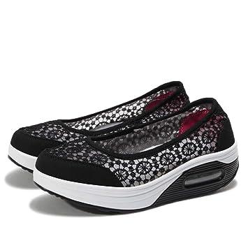 Malla De Mujer Deportivo Casual Calzado Mssugar Zapatos Para 08OymNnvw