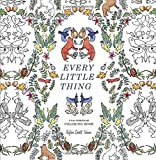 img - for Every Little Thing: A Flat Vernacular Coloring Book book / textbook / text book