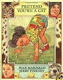 Pretend You're a Cat, Jean Marzollo, 0140559930