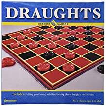 Checkers Board Game (Basic Set)