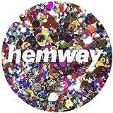 Hemway Party Mix Gold Red Blue Pink Glitter