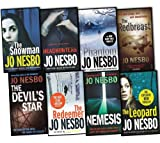 img - for Jo Nesbo A Harry Hole Mystery 8 Books Collection Pack Set RRP:  79.45 (The Devil's Star, The Redbreast, Nemesis, The Redeemer, The Snowman, The Leopard, Headhunters, Phantom) book / textbook / text book