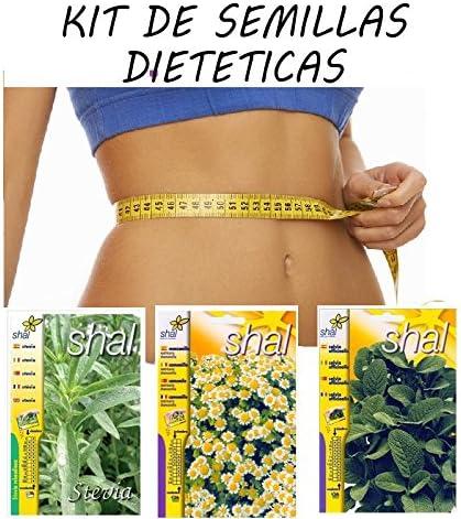 Selección semillas dieteticas: Amazon.es: Jardín