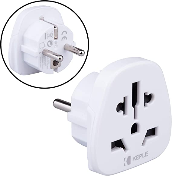South Africa Adapter Plug Voyage Type M to /à UK US USA American Australia Australie EU Europe European Canada Japan Hong Kong Swiss FR Adaptateur Universel Prise International 3 Pin Afrique du Sud