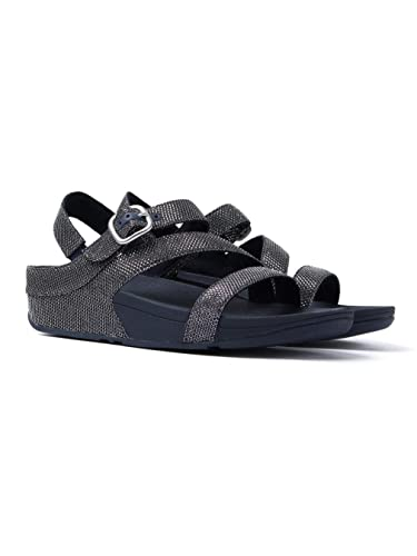 5adf42013 Fitflop Women s The Skinny Sparkle Z-Strap Sandals - Supernavy
